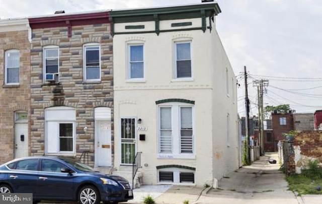 2213 E Madison Street, BALTIMORE, MD 21205 (MLS #MDBA545830) :: Maryland Shore Living | Benson & Mangold Real Estate