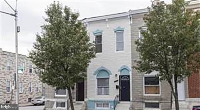 2419 E Madison Street, BALTIMORE, MD 21205 (MLS #MDBA545832) :: Maryland Shore Living | Benson & Mangold Real Estate