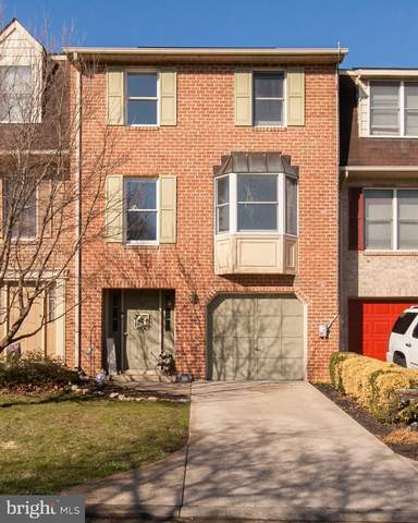 8011 Broken Reed Court, FREDERICK, MD 21701 (#MDFR280192) :: Gail Nyman Group