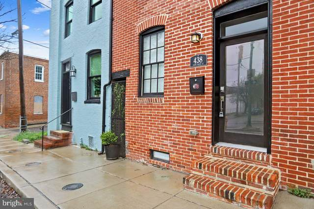 438 Saint Mary Street, BALTIMORE, MD 21201 (#MDBA545834) :: AJ Team Realty