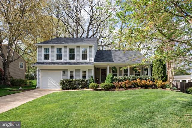 6268 Gentle Lane, ALEXANDRIA, VA 22310 (#VAFX1191302) :: Dart Homes