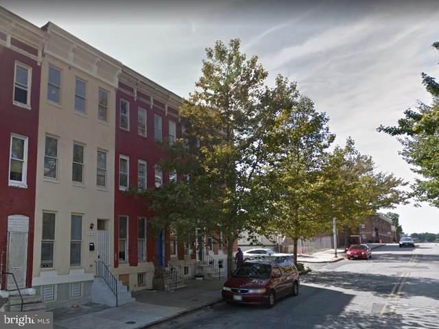 1513 Presstman Street, BALTIMORE, MD 21217 (#MDBA545836) :: Colgan Real Estate