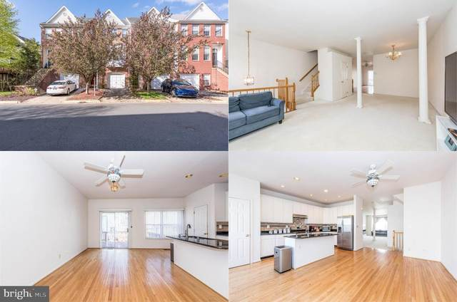 2524 Woodrow Wilson Drive, HERNDON, VA 20171 (#VAFX1191304) :: The Maryland Group of Long & Foster Real Estate