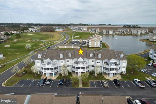 30381 Crowley Drive #310, OCEAN VIEW, DE 19970 (#DESU180532) :: Speicher Group of Long & Foster Real Estate