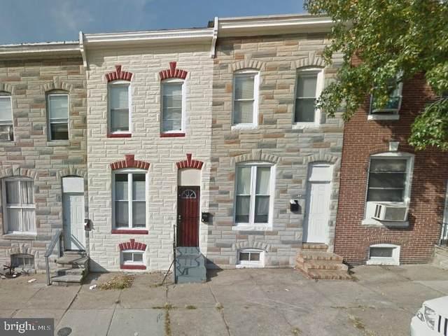 216 S Smallwood Street, BALTIMORE, MD 21223 (#MDBA545842) :: Colgan Real Estate