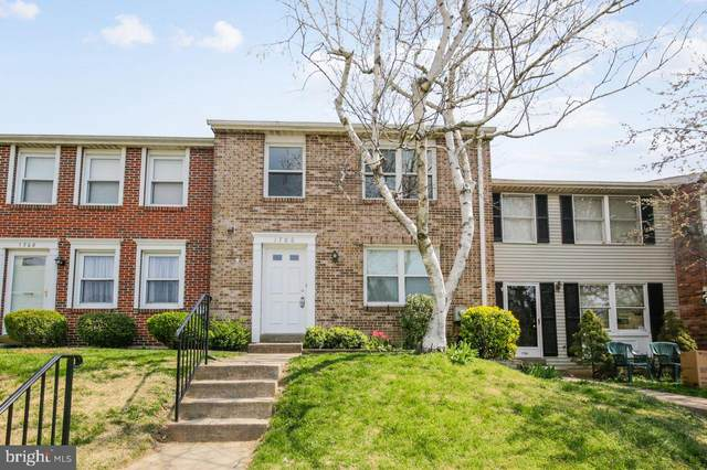 1706 Carriage Court, FREDERICK, MD 21702 (#MDFR280196) :: Colgan Real Estate