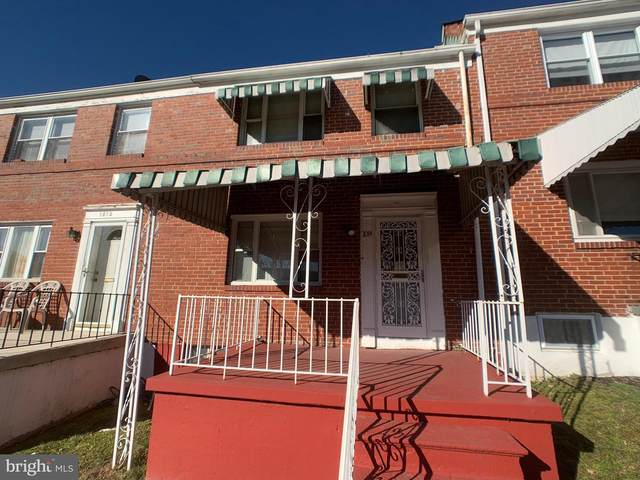 1014 Mount Holly Street, BALTIMORE, MD 21229 (#MDBA545848) :: ExecuHome Realty