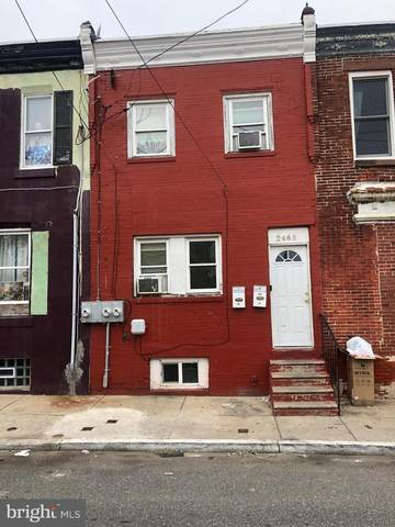 2468 N Dover Street, PHILADELPHIA, PA 19132 (#PAPH1003390) :: Ramus Realty Group