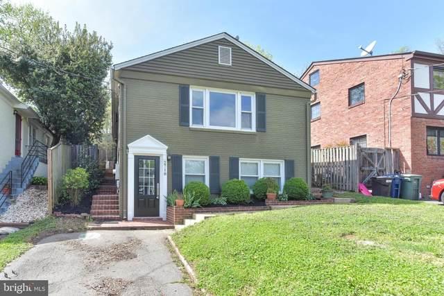 2718 Hickory Street, ALEXANDRIA, VA 22305 (#VAAX258100) :: Nesbitt Realty
