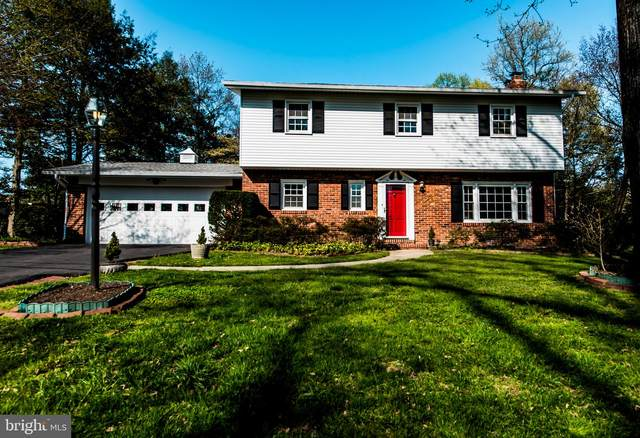 1192 Hillcrest Road, ODENTON, MD 21113 (#MDAA464070) :: The Riffle Group of Keller Williams Select Realtors