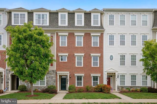 410 Orchard Ridge Drive, GAITHERSBURG, MD 20878 (#MDMC751628) :: Jacobs & Co. Real Estate