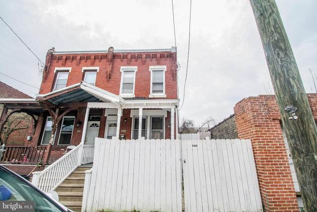 540 N Gross Street, PHILADELPHIA, PA 19151 (#PAPH1003404) :: Jason Freeby Group at Keller Williams Real Estate