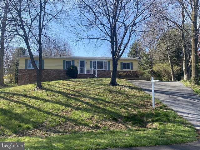 4318 Moxley Valley Drive, MOUNT AIRY, MD 21771 (#MDFR280200) :: VSells & Associates of Compass
