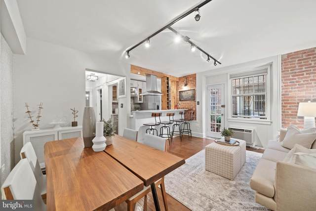 2410 20TH Street NW #9, WASHINGTON, DC 20009 (#DCDC515412) :: Colgan Real Estate