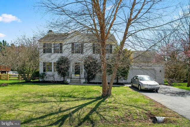 476 Links View Drive, HAGERSTOWN, MD 21740 (#MDWA178824) :: The MD Home Team