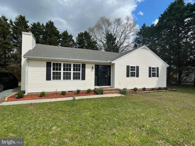 133 Shamrock Drive, SALISBURY, MD 21804 (#MDWC112354) :: Shawn Little Team of Garceau Realty