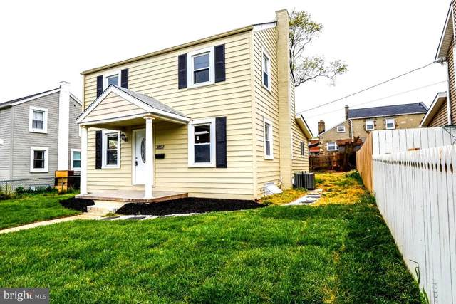3807 9TH Street, BALTIMORE, MD 21225 (#MDBA545868) :: John Lesniewski | RE/MAX United Real Estate