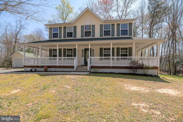 11534 Lariat Lane, LUSBY, MD 20657 (#MDCA182052) :: Shawn Little Team of Garceau Realty