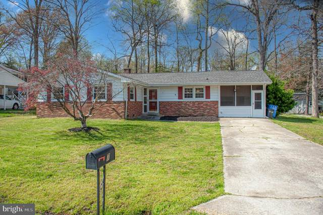 7 Woodsome Drive, INDIAN HEAD, MD 20640 (#MDCH223378) :: The Maryland Group of Long & Foster Real Estate