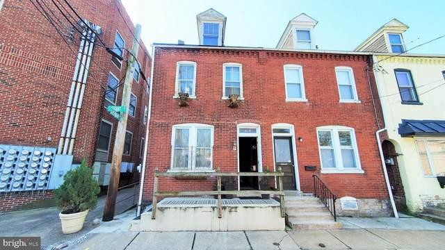 416 E Grant Street, LANCASTER, PA 17602 (#PALA179832) :: Colgan Real Estate