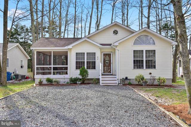 52 Nottingham Lane, OCEAN PINES, MD 21811 (#MDWO121444) :: Speicher Group of Long & Foster Real Estate