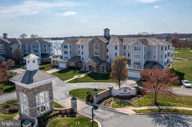 4740 Water Park Drive H, BELCAMP, MD 21017 (#MDHR258384) :: Gail Nyman Group