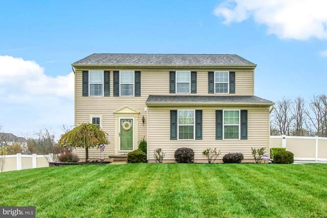 237 Green Meadow Drive, DOUGLASSVILLE, PA 19518 (#PABK375458) :: ExecuHome Realty