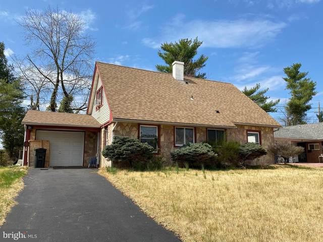 21 Marchmont Lane, WILLINGBORO, NJ 08046 (#NJBL394798) :: Jason Freeby Group at Keller Williams Real Estate
