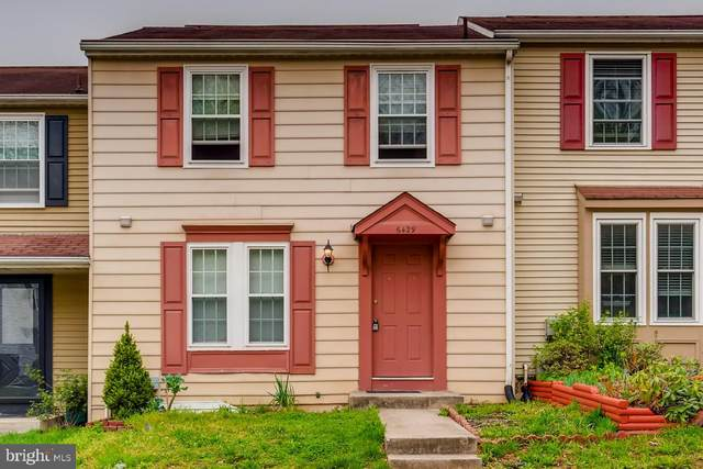 6429 Rockledge Court, ELKRIDGE, MD 21075 (#MDHW292568) :: ExecuHome Realty