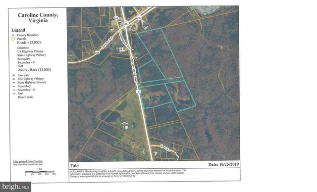 24459 Jefferson Davis Highway, RUTHER GLEN, VA 22546 (#VACV123956) :: Crews Real Estate