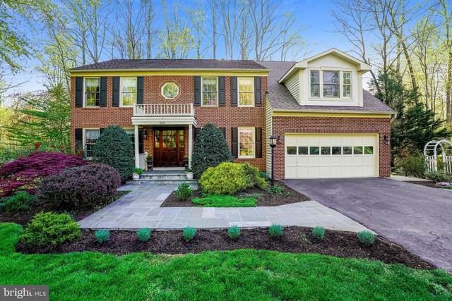 6305 Barsky Court, FAIRFAX STATION, VA 22039 (#VAFX1191392) :: Debbie Dogrul Associates - Long and Foster Real Estate