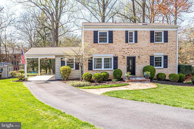 2252 Senseney Lane, FALLS CHURCH, VA 22043 (#VAFX1191394) :: Pearson Smith Realty