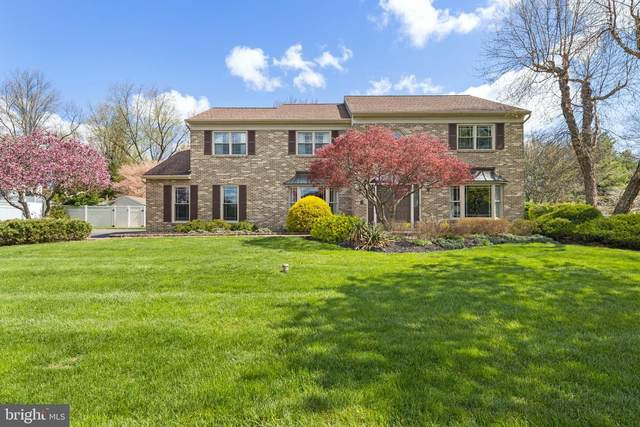 615 Wyndrise Drive, BLUE BELL, PA 19422 (#PAMC688140) :: Jason Freeby Group at Keller Williams Real Estate