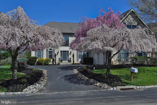 107 Bay Hill Drive, BLUE BELL, PA 19422 (#PAMC688142) :: Linda Dale Real Estate Experts