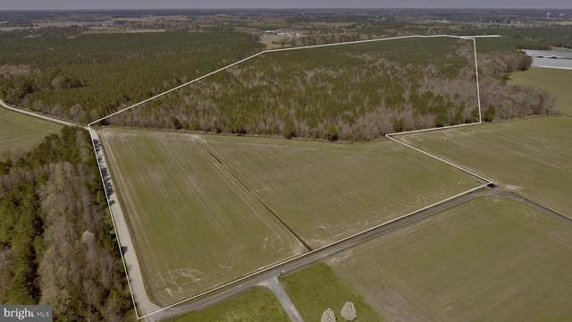 0 Kimberly Drive, WESTOVER, MD 21871 (#MDSO104642) :: BayShore Group of Northrop Realty