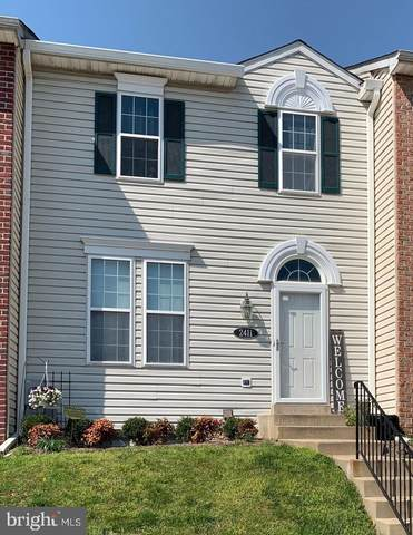 2411 Lakeside Drive, FREDERICK, MD 21702 (#MDFR280218) :: Jacobs & Co. Real Estate