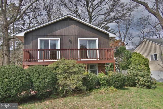 1345 Poplar Hill Drive, ANNAPOLIS, MD 21409 (#MDAA464088) :: The Riffle Group of Keller Williams Select Realtors