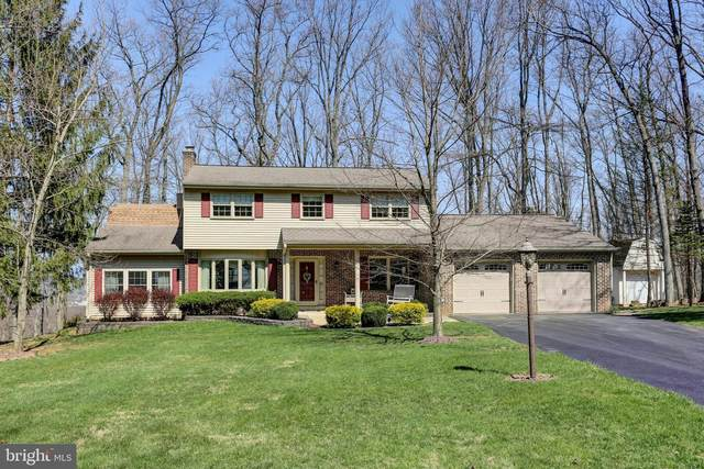 645 Valley View Drive, BOILING SPRINGS, PA 17007 (#PACB133564) :: The Joy Daniels Real Estate Group