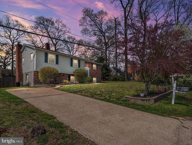 106 Spruce Avenue, PASADENA, MD 21122 (#MDAA464090) :: Network Realty Group