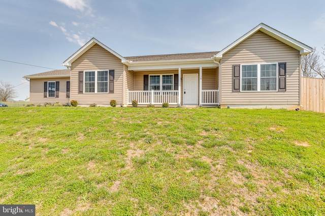 16 Hannah Lane, BUNKER HILL, WV 25413 (#WVBE184904) :: Network Realty Group