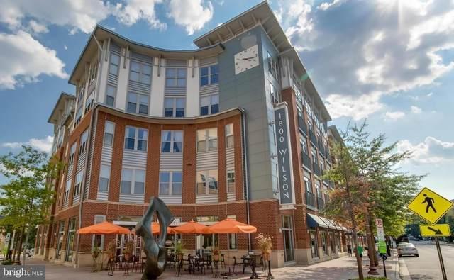 1800 Wilson Boulevard #336, ARLINGTON, VA 22201 (#VAAR179084) :: Dart Homes