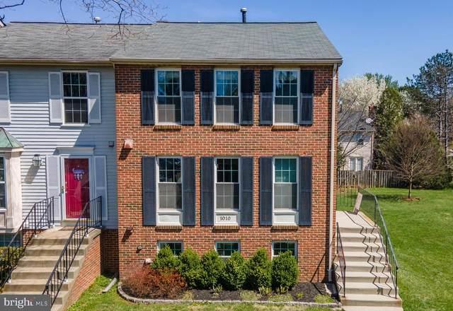1010 Bayridge Terrace, GAITHERSBURG, MD 20878 (#MDMC751704) :: Dart Homes