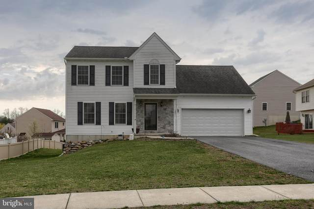 4 Willowcreek Avenue, JONESTOWN, PA 17038 (#PALN118646) :: The Joy Daniels Real Estate Group