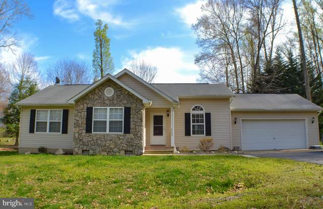 6220 Dawes Drive, KING GEORGE, VA 22485 (#VAKG121166) :: Realty One Group Performance