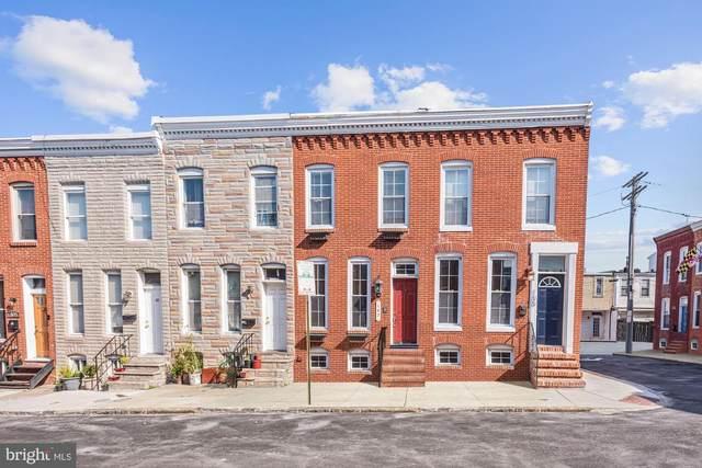 102 Burnett Street, BALTIMORE, MD 21230 (#MDBA545890) :: Colgan Real Estate