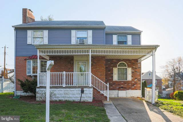 5523 Rockleigh Drive, BALTIMORE, MD 21227 (#MDBC524632) :: Crossman & Co. Real Estate