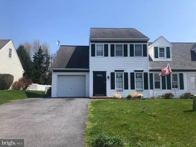 719 Fieldstone Lane, ELIZABETHTOWN, PA 17022 (#PALA179842) :: The Joy Daniels Real Estate Group