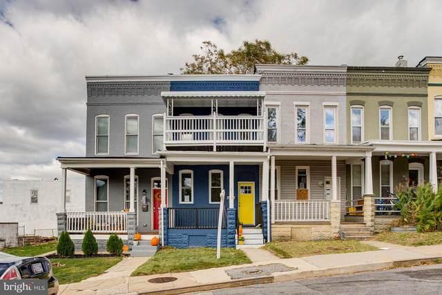 1118 W 38TH Street, BALTIMORE, MD 21211 (#MDBA545902) :: Dart Homes
