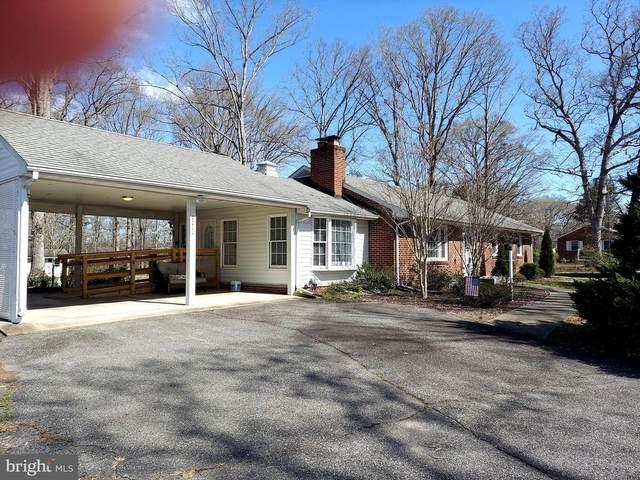 7711 Old Robert E Lee Drive, SPOTSYLVANIA, VA 22551 (#VASP230226) :: Crews Real Estate