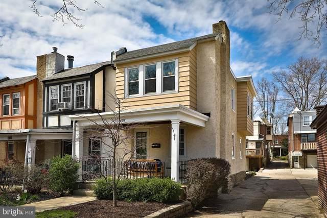 3307 Ainslie Street, PHILADELPHIA, PA 19129 (#PAPH1003596) :: Jason Freeby Group at Keller Williams Real Estate